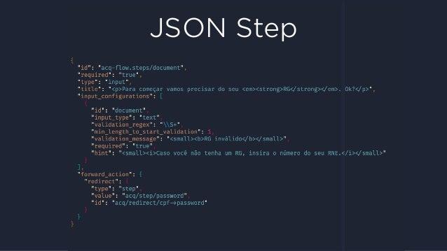 JSON Step