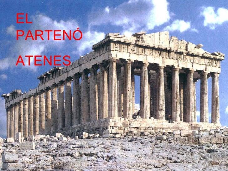 EL PARTENÓ  ATENES