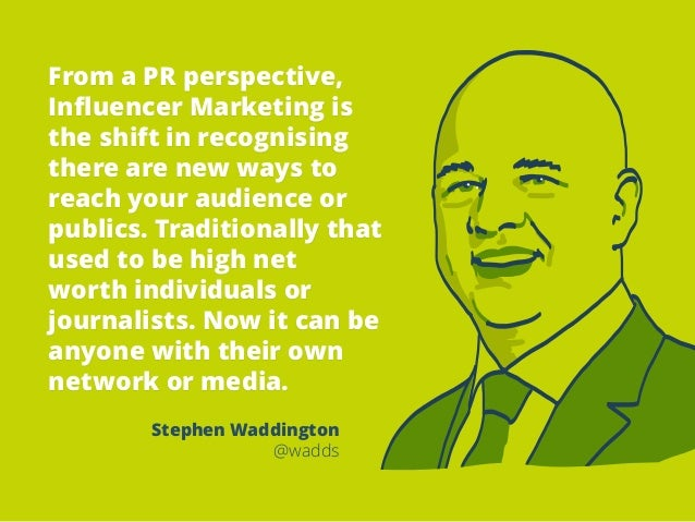 40 Influencer Marketing Quotes Interesting Pr Quotes
