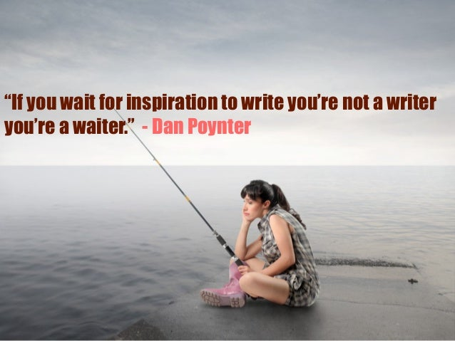 20 Inspirational Content Writing Quotes