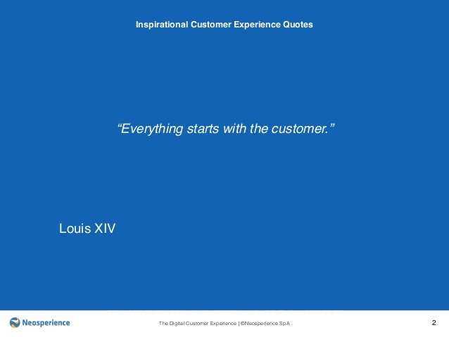 20 INSPIRATIONAL CUSTOMER EXPERIENCE QUOTES 2