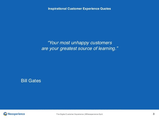 inspirational customer experience quotes