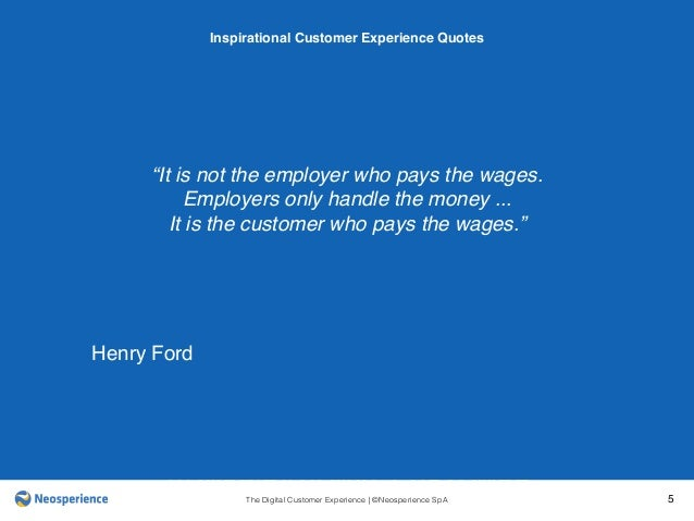 Inspirational Customer Experience Quotes Steve Jobs 5