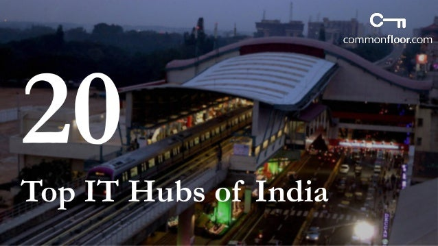 Top IT Hubs of India