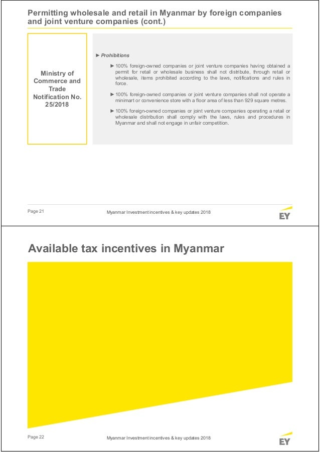 Business rules and regulations for investment in Vietnam, Cambodia, M…