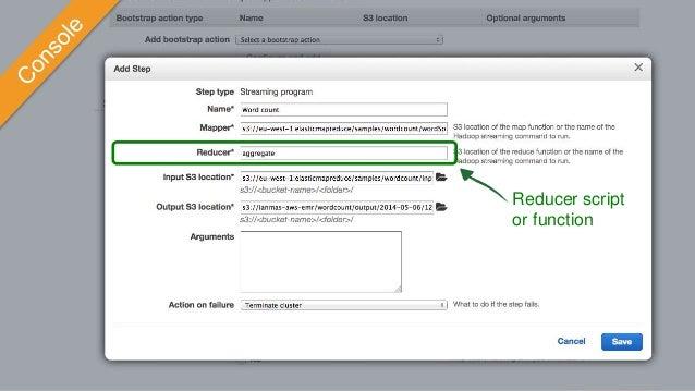 Masterclass Webinar - Amazon Elastic MapReduce (EMR)