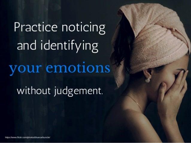 20 Habits Of Mindful People (Mindfulness) Slide 3