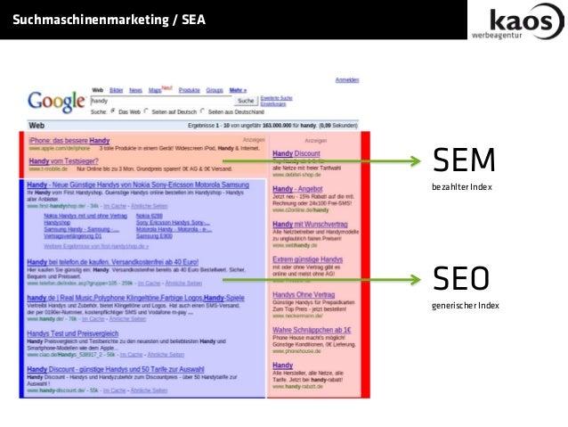 BVMW-Businessfrühstück - Besser bei google gefunden werden Slide 2
