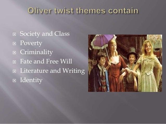 theme of oliver twist