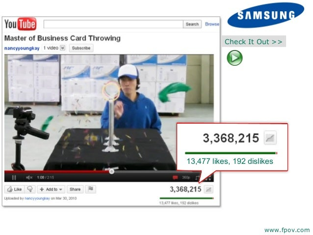 20 most interesting business viral videos check it out 13477 likes 192 dislikesfpov reheart Gallery