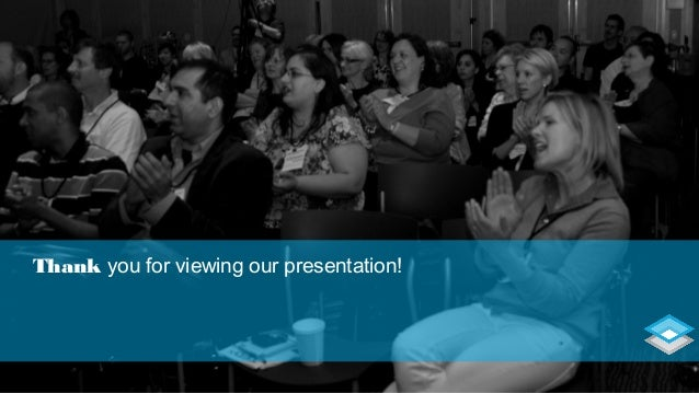 thank you for viewing our presentation