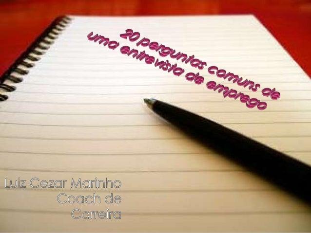 Luiz Cezar Marinho é jornalista com formação complementar em empreendedorismo pela PUC-rio. Tem MBA de Administração de Ma...