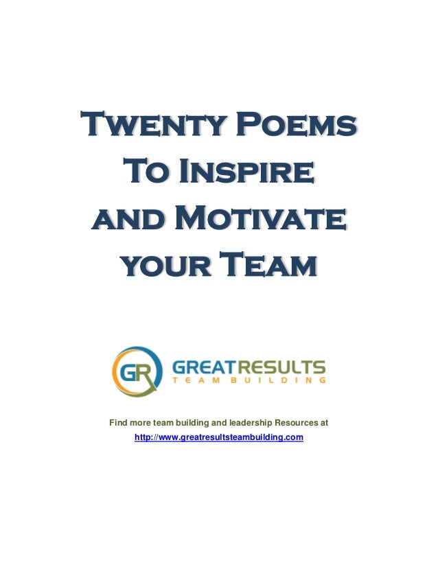 Perseverence Poems 1
