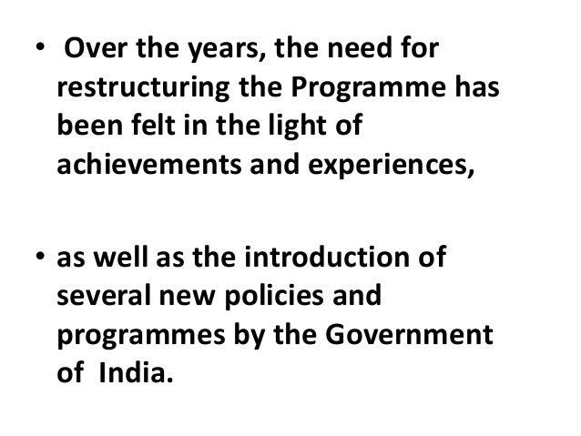 20 point programme