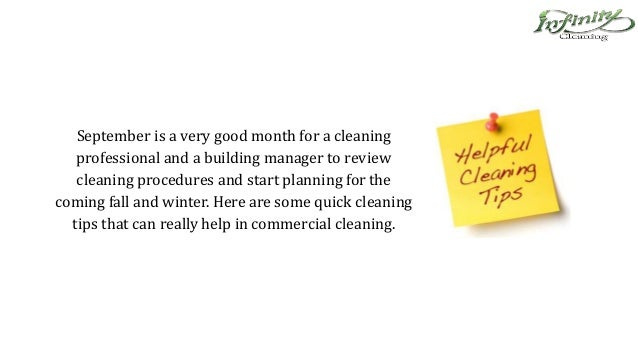 20 Quick And Easy Cleaning Tips That Can Really Help In Commercial Cl