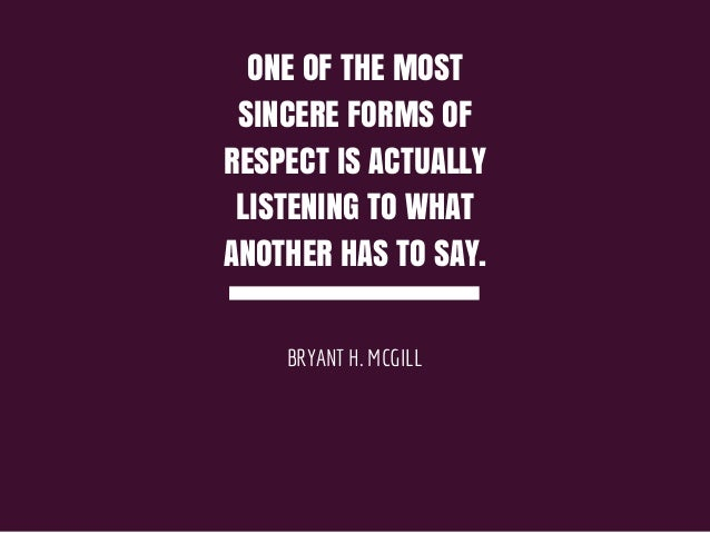 20 Quotes On Listening