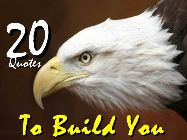 To Build YouTo Build You 2020QuotesQuotes
