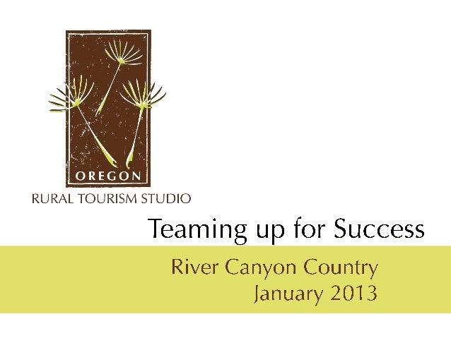 – Working together to get things done– Building a Team, Structure & keeping it going– OTC Matching Grant– VISION Draft Rev...