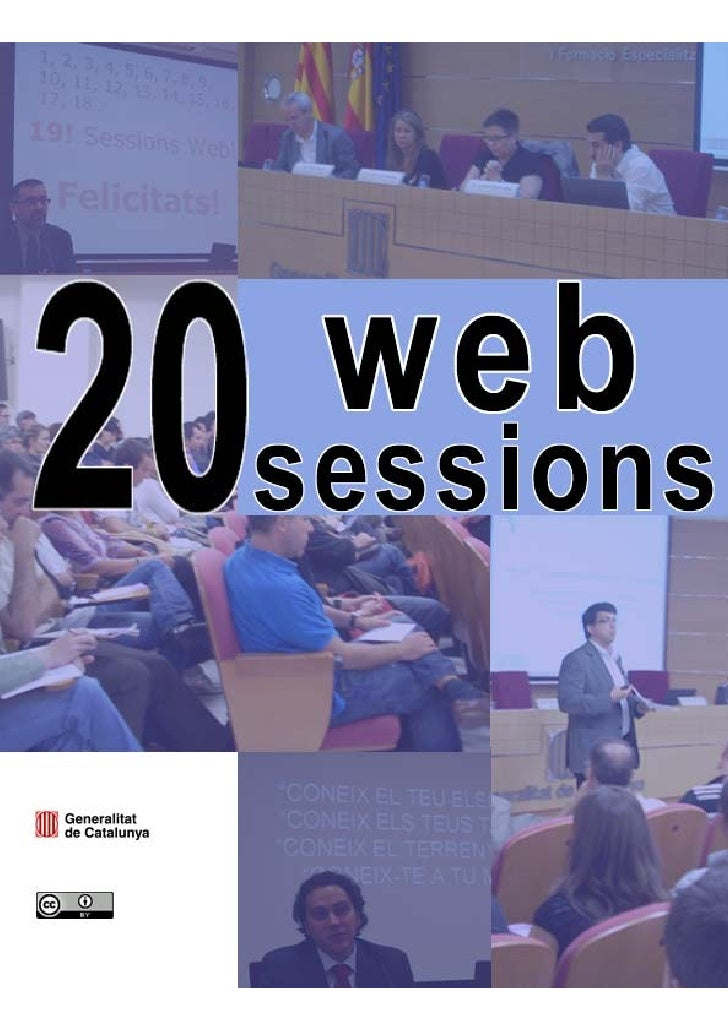 Web Sessions (2005 – 2010) Centre for Legal Studies and Specialist Training (Ministry of Justice) and Directorate General ...