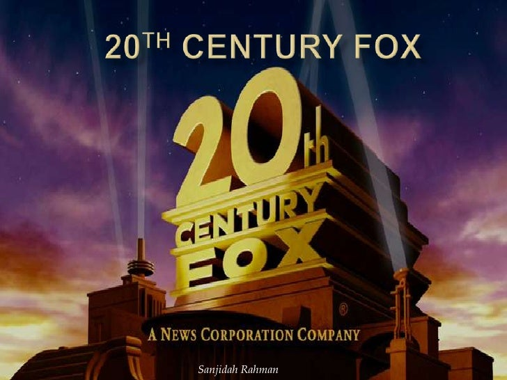 20th Century Fox<br />SanjidahRahman<br />