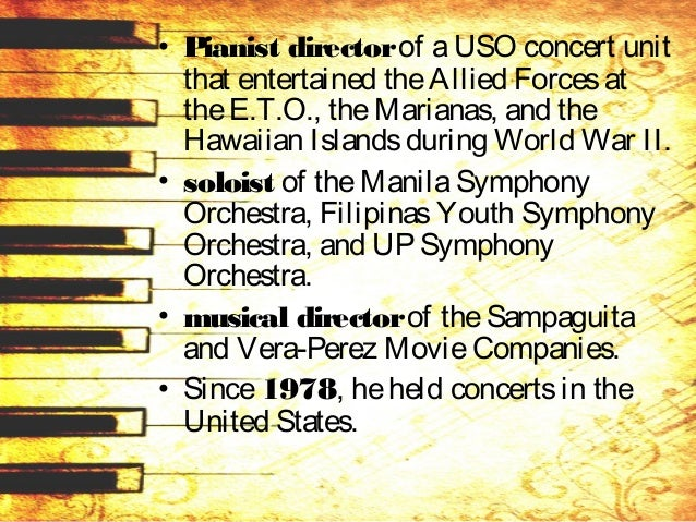 """• composer-conductor at theSeattle OperaHouseand theSeattle Playhouse. • Heislisted in """"TheInternational Who'sWho in Music..."""