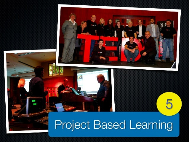 Project Based Learning 5