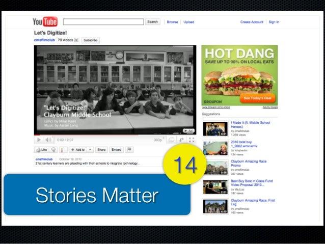 Stories Matter 14