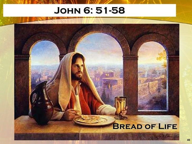 Image result for John 6:51-58