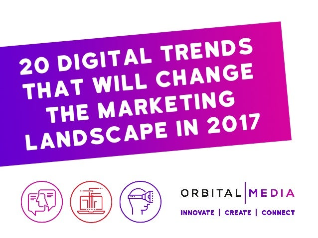 Trend 1 Why we predict these trends We are a digital marketing and technology agency operating across 35 international ter...