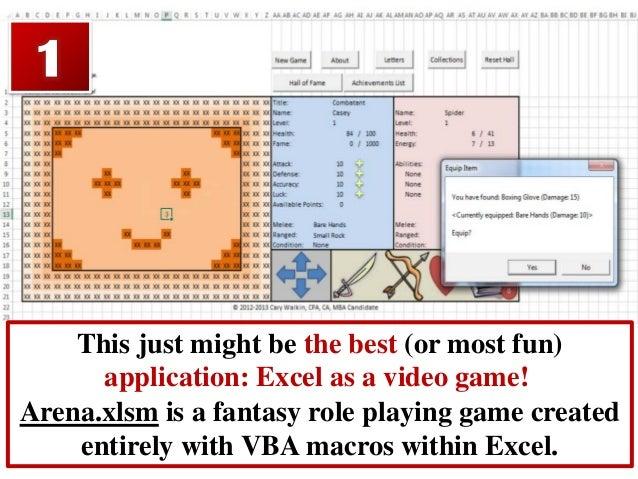 best excel spreadsheets