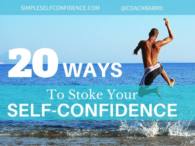 GET STARTED WITH… FREE 3-PART VIDEO SERIES GET INSTANT ACCESS FREE Video Series BOOST YOUR SELF-CONFIDENCE simpleselfconfid...