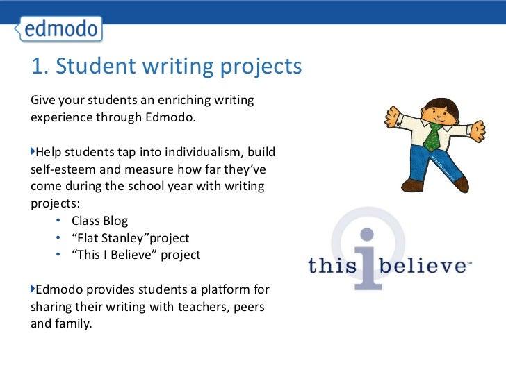 20 Ways to Use Edmodo Slide 2