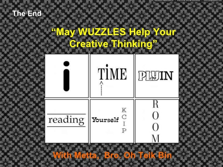 photo regarding Printable Wuzzles With Answers called 20 Term Visualize Puzzles