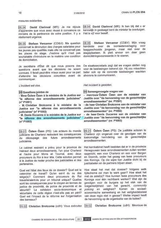 21.06.12 q° arrondissements judiciaires