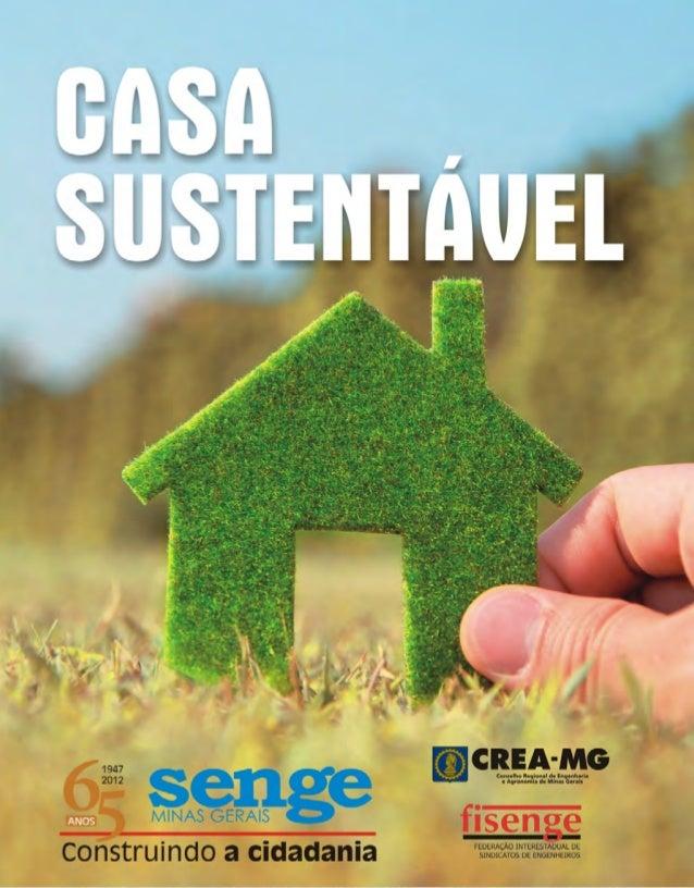 CARTILHA CASA SUSTENTÁVEL • 1