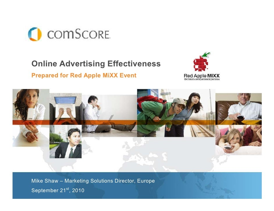21.09.2010 comscore at Red Apple / mixx russia