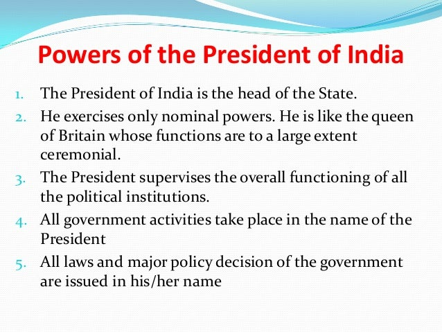 the two areas of the presidents power of appointment Power and politics in organizational life  two vice presidents vied for the  clarify different executive approaches to power the two dimensions define.