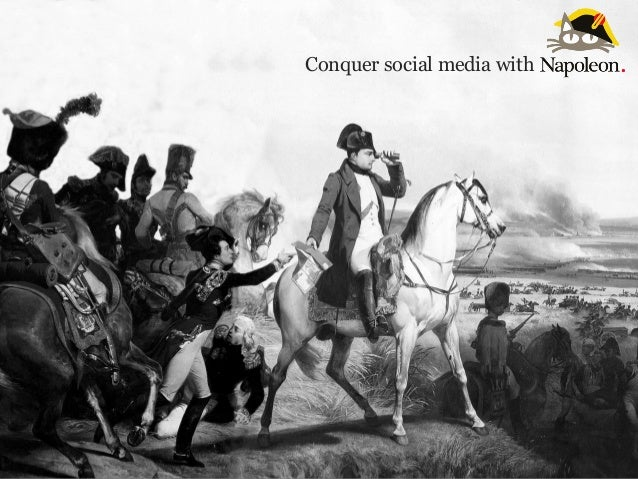 Conquer social media with