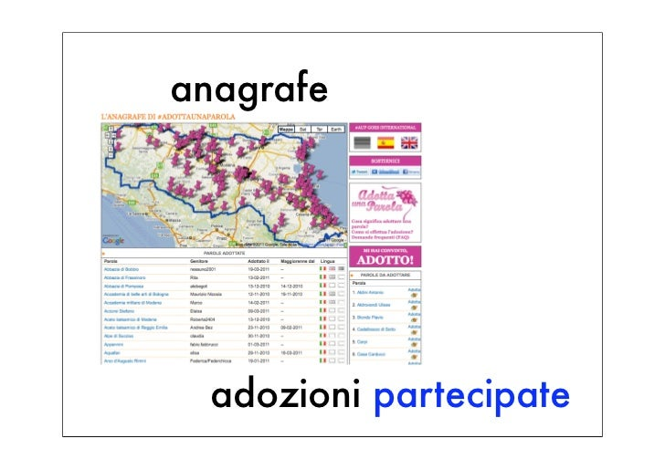 anagrafe adozioni partecipate