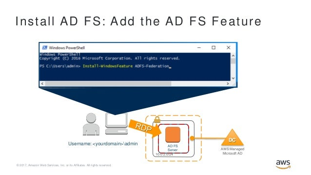 How to Integrate AWS Directory Service with Office365 - AWS