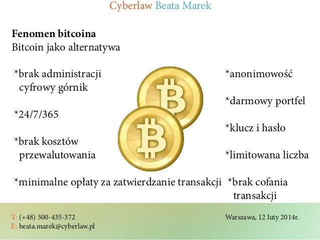 Bitcoin a polskie prawo