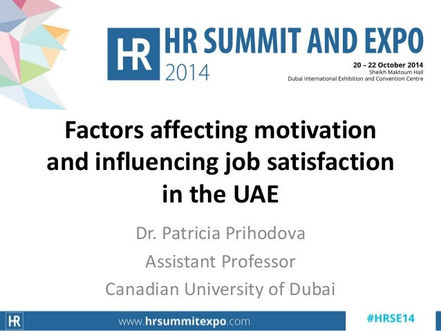 factors that influence job satisfaction Factors affecting employees  index terms—organizational commitment, job satisfaction,  to suggest that the human resources practices influence organizational.