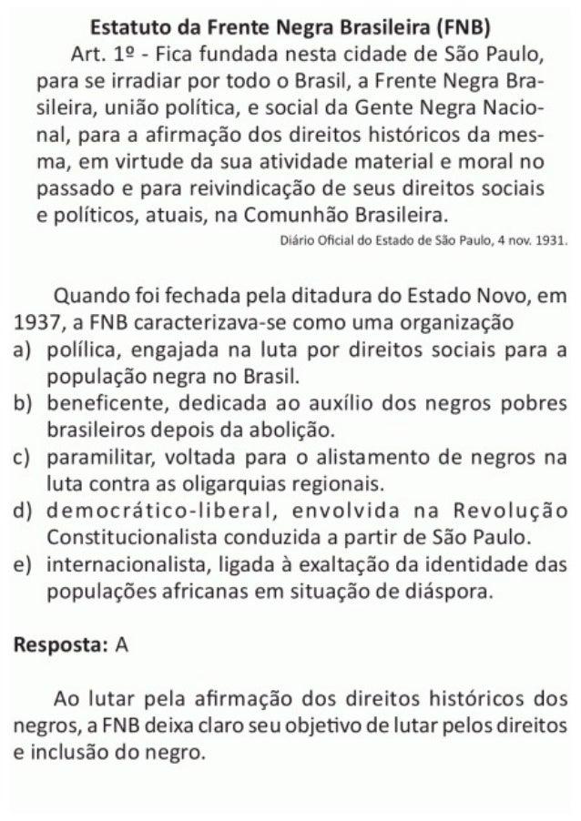 Estatuto dia Firente iilegra Brasileira [Fi-l E]  . art.  1E - Fica fundada nesta cidade de São Paulo,  para se irradiar p...