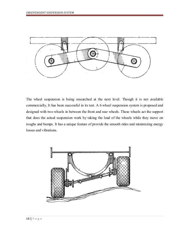 Automobile Suspension System Pdf