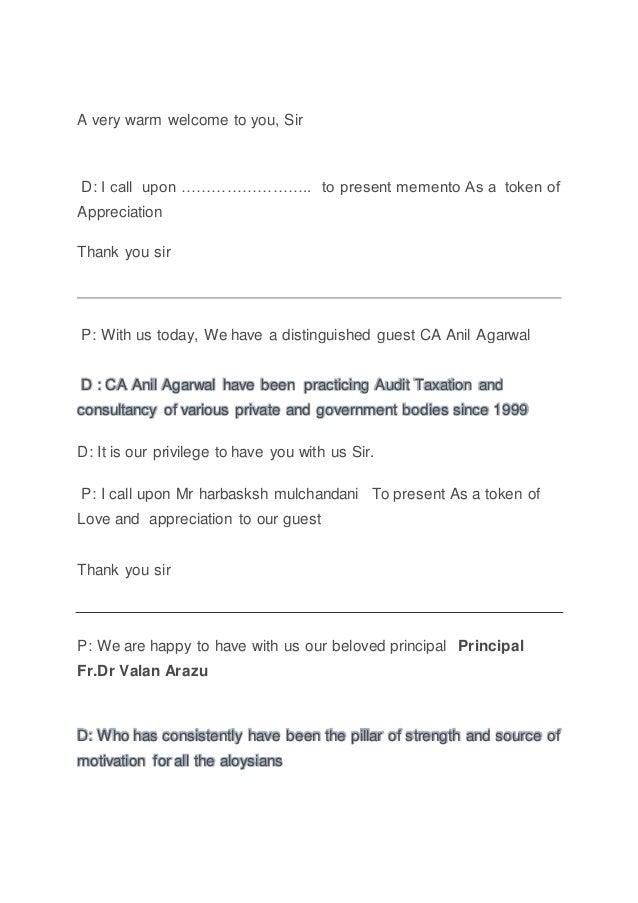 Vote of Thanks Speech Samples in English – Thank You Note Meaning, Template