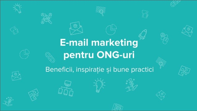 E-mail marketing pentru ONG-uri
