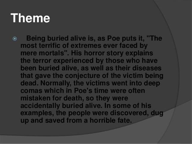 the premature burial summary