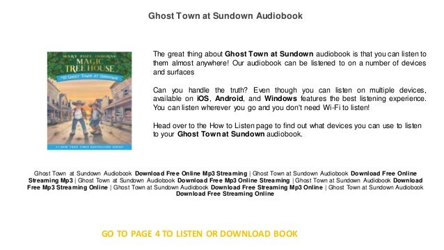 The ghost tree audiobook free download mp3 | fiction & literature.
