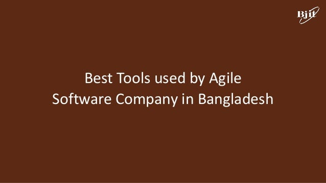 best tools used by agile softwarecompany in bangladesh 2021 1 638