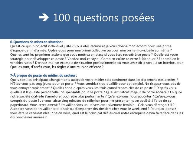 21 questions pos es en entretien d 39 embauche d cortiqu es. Black Bedroom Furniture Sets. Home Design Ideas